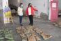 Apareix abandonat un mural de Ripollés que la Diputació va comprar fa 21 anys per 140.000 euros
