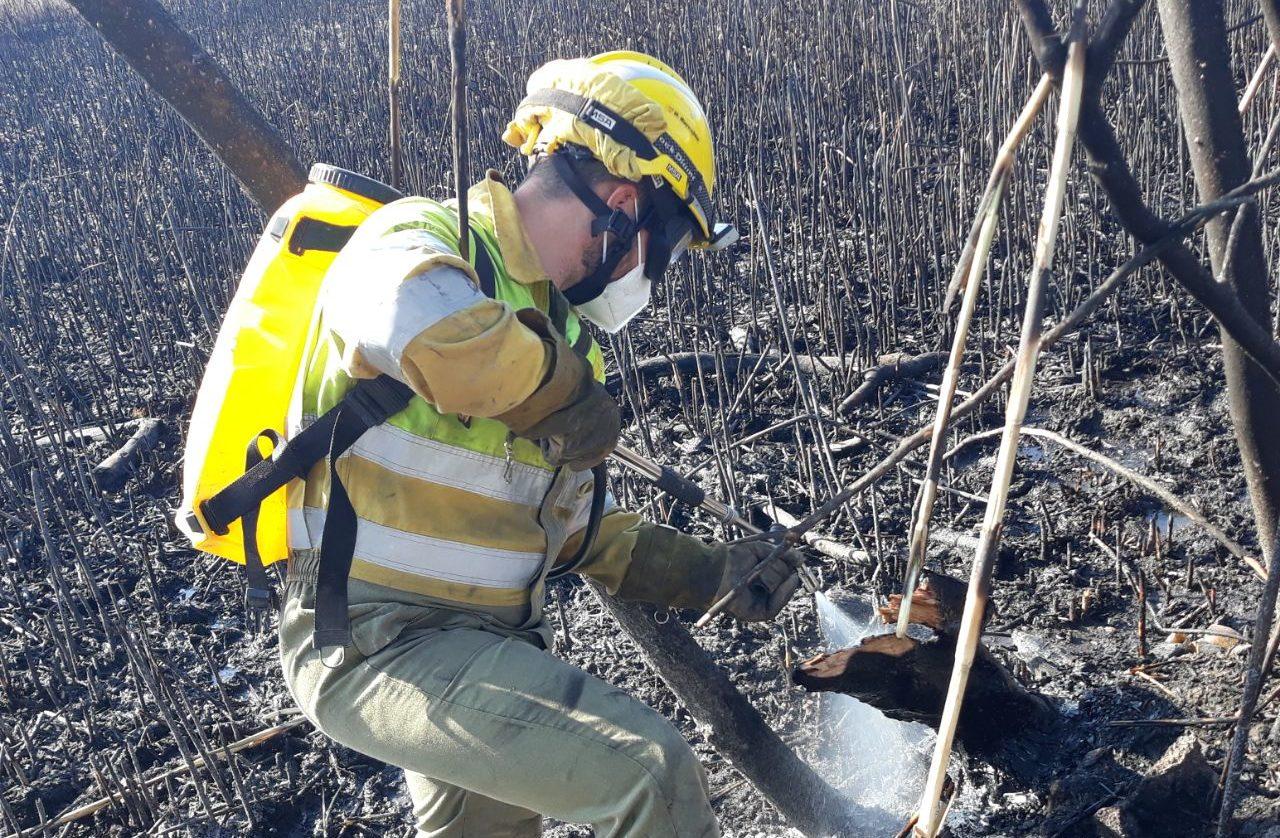 El personal bomber forestal de reforç s'incorpora al servei d'extinció d'incendis per a la campanya d'estiu