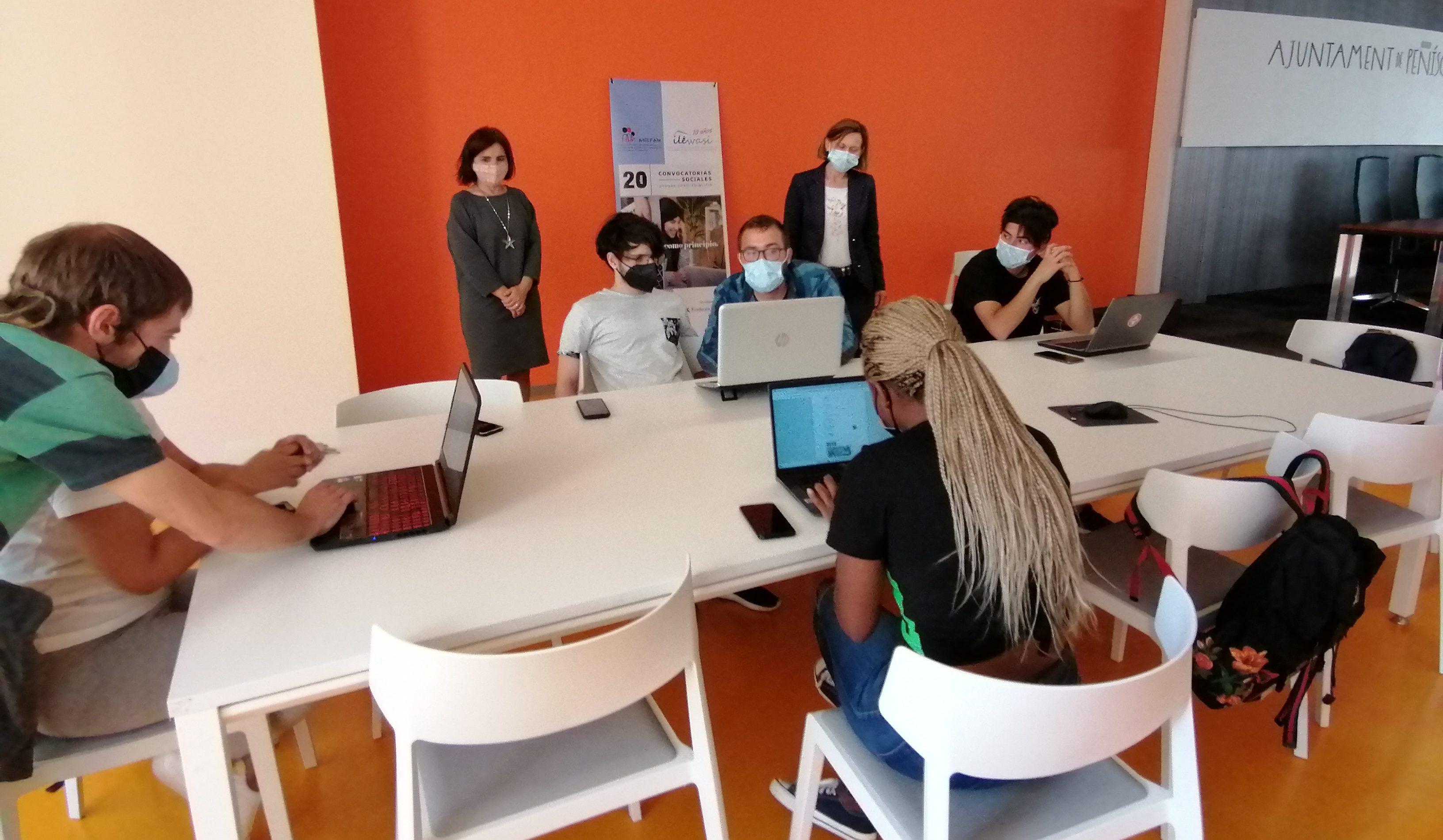 Peníscola, municipi pilot del Programa MARCO per a la reinserció laboral de joves