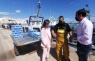 Peníscola porta a Ple la defensa i protecció del sector pesquer