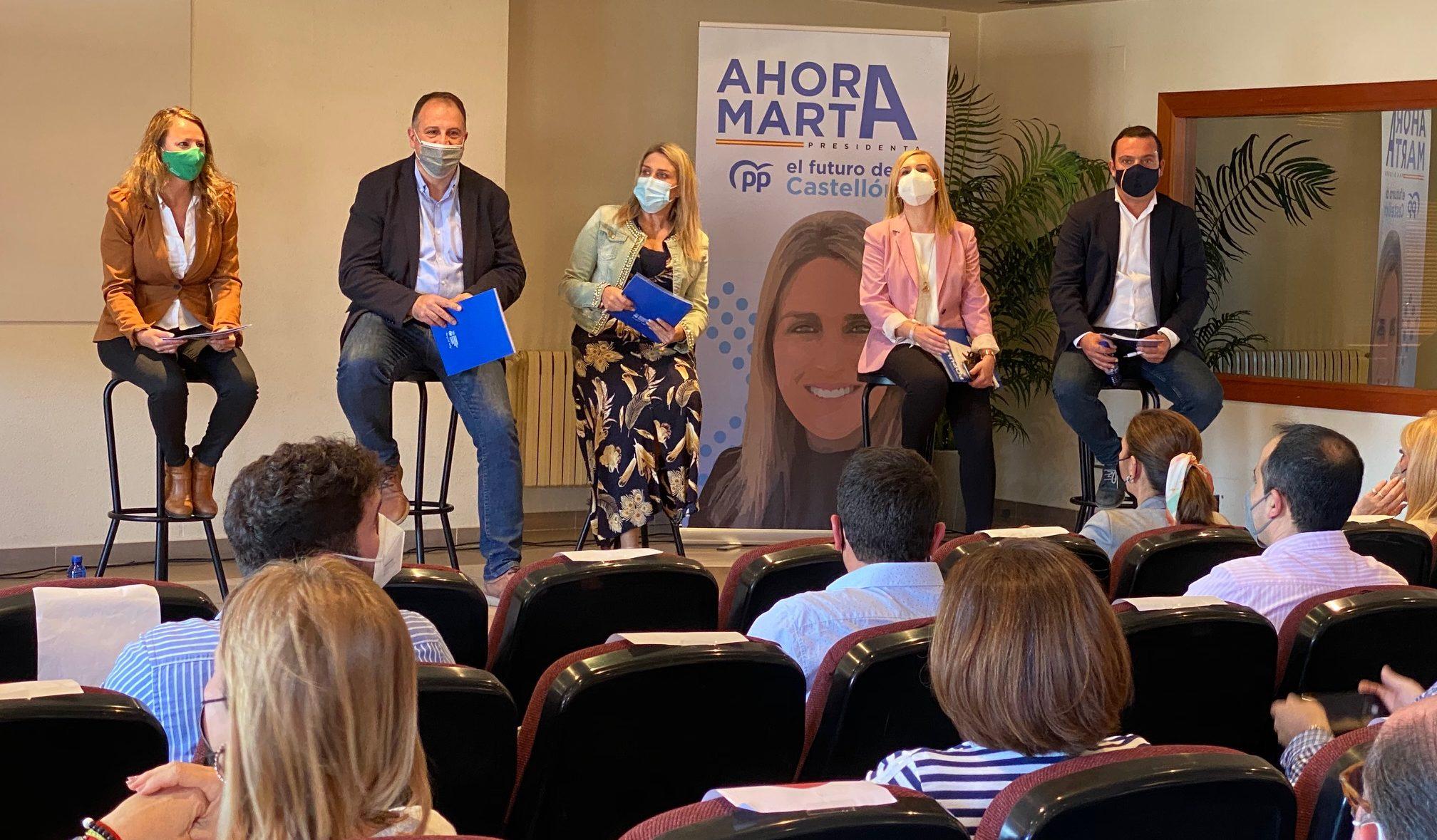 MartaBarrachinaposa en marxa el nou projecte delPPCS