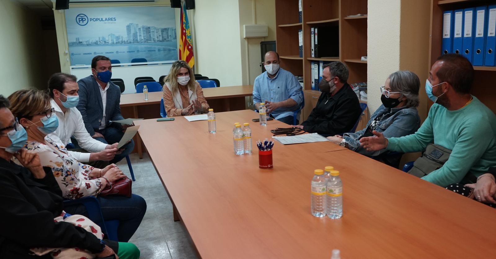 Barrachina (PP) exigeix per a Vinaròs