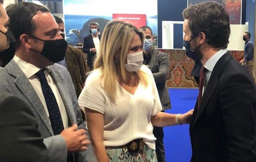MartaBarrachinaexigeix enFiturla connexió aèria amb Madrid que 'Puig va prometre en 2017'
