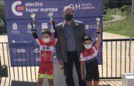 140 joves ciclistes es donen cita a Santa Magdalena en la Reunió de les Escoles de Ciclisme