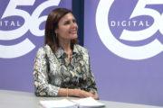 María Ángeles Pallarés, alcaldessa de Canet lo Roig, a L'ENTREVISTA de C56 14-05-2021