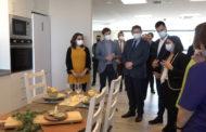 Vinaròs; El president Puig i la vicepresidenta Oltra visiten la nova Residència de Vinaròs 11-05-2021