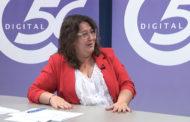 Ruth Sanz, diputada provincial de Cultura, a L'ENTREVISTA de C56 21-05-2021