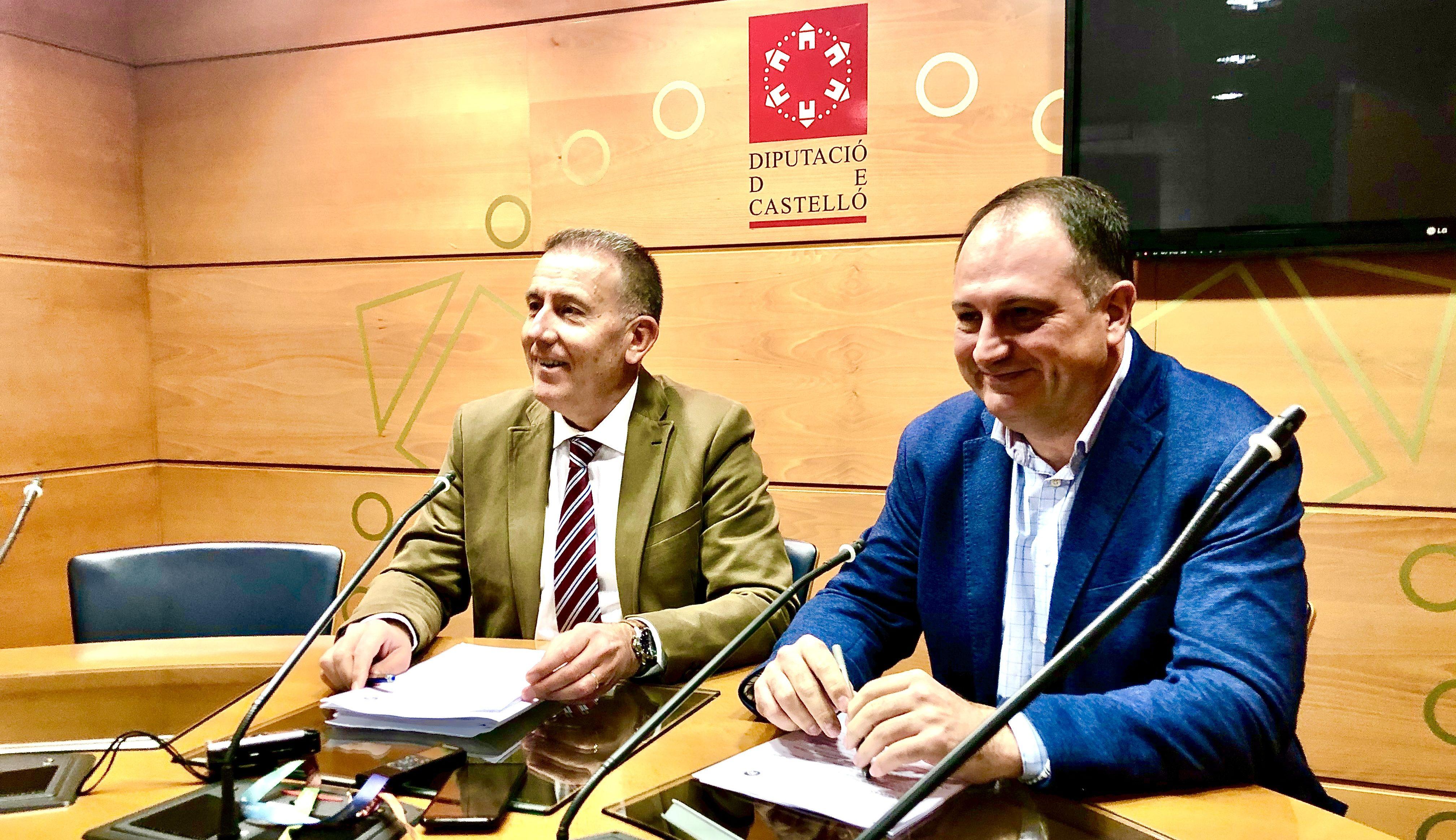 Vicent Sales i María Ángeles Pallarés seran el portaveu i la portaveu adjunta del PP en la Diputació