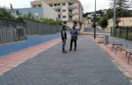 Peníscola finalitza les obres de conversió en zona de vianants del carrer de l'Institut
