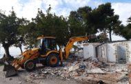 S'enderroca l'antic restaurantFrexesa la plaça delMorrongode Benicarló