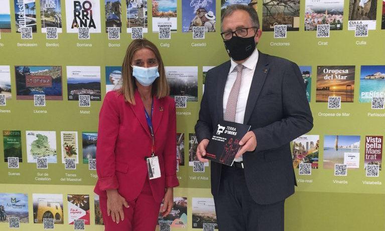Benicarló es reforça aFiturcom a destinació turística segura i sostenible