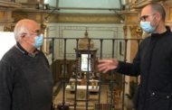 Compromís Peníscola proposa restaurar l'església de l'Ermitana