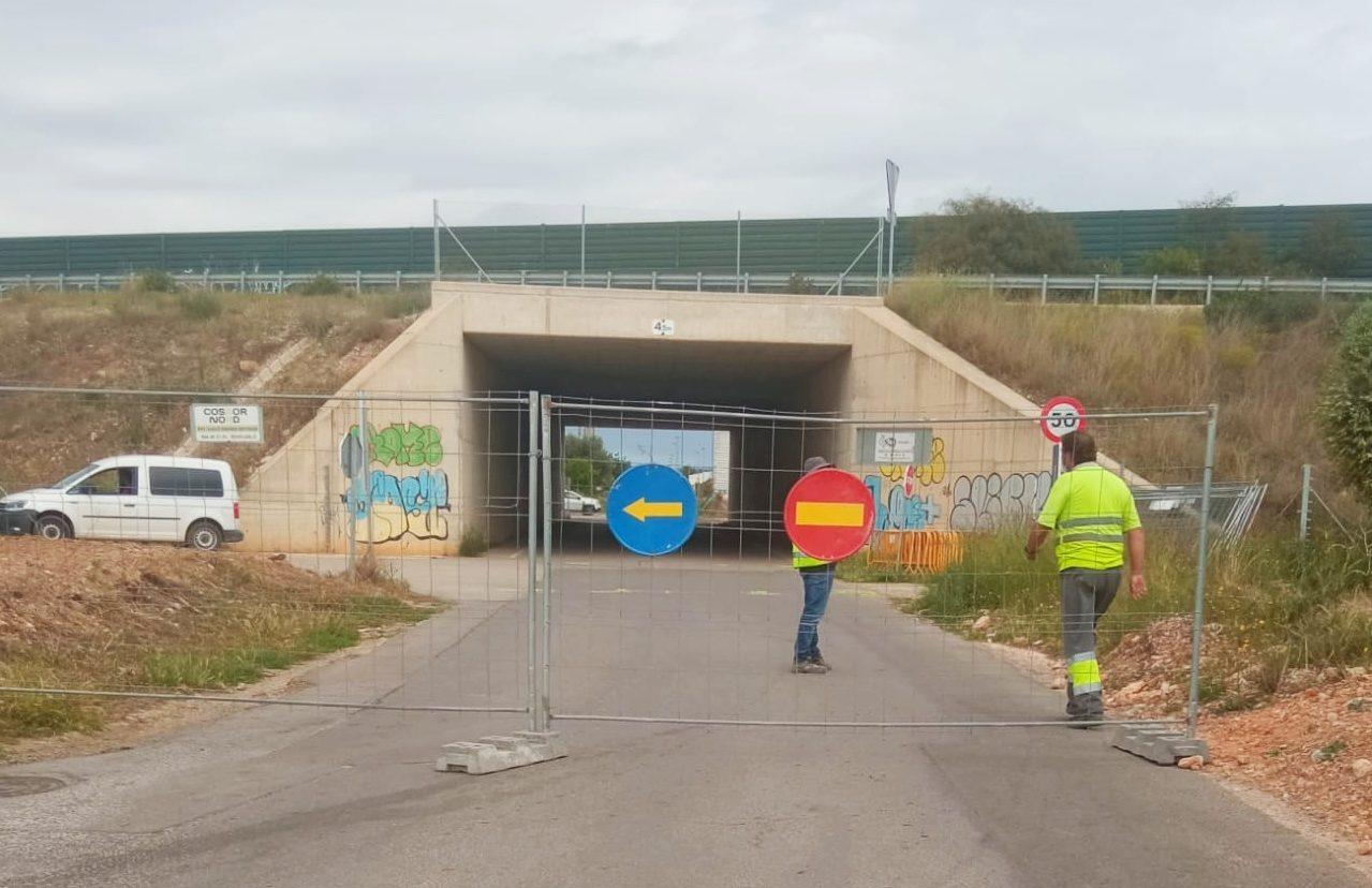 Comencen les obres de canalització de l'energia elèctrica per al Sector 11 de Benicarló