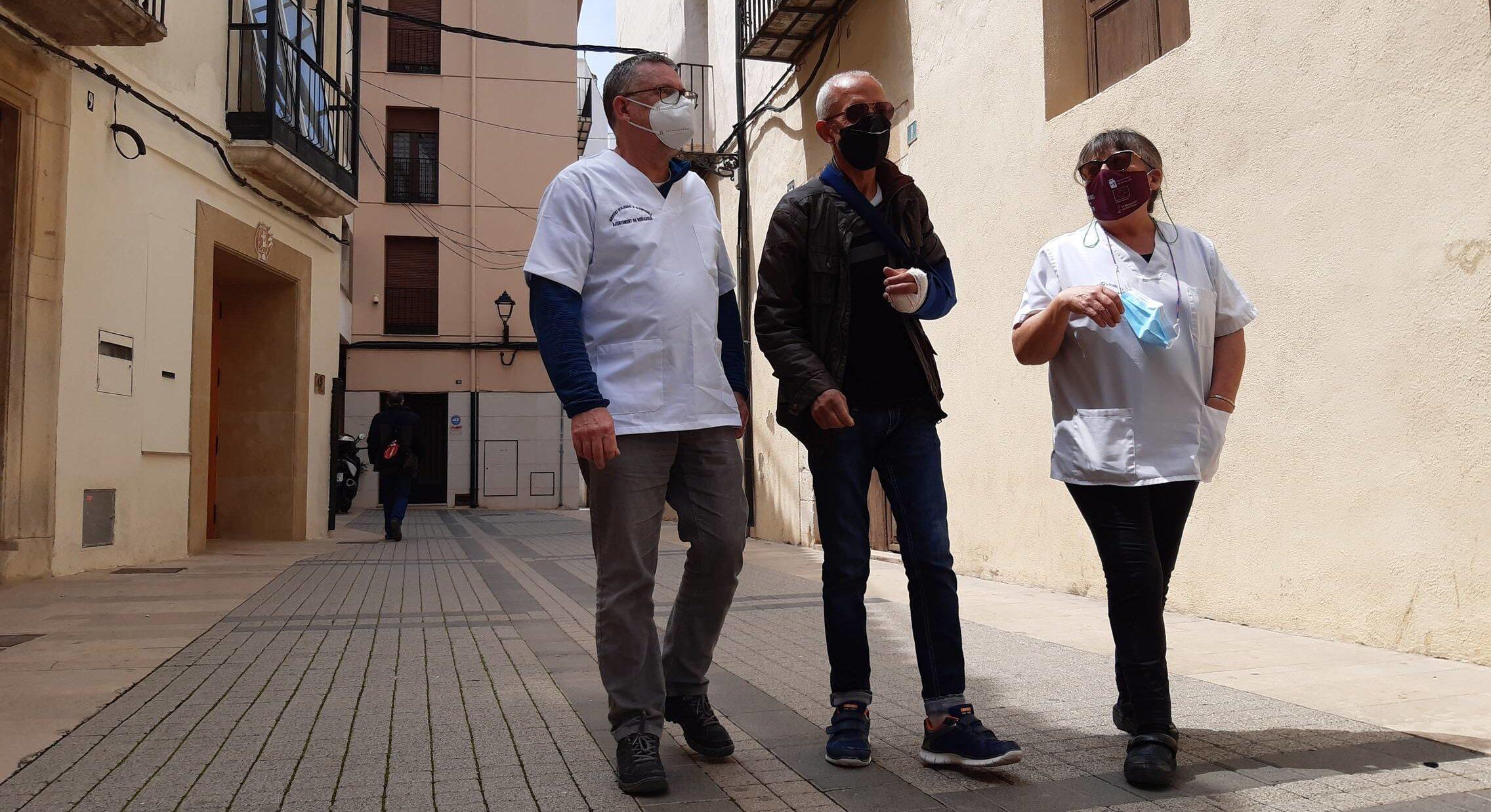 El Servei d'Ajuda a Domicili ofereix atenció personal i de suport a 54 usuaris de Benicarló