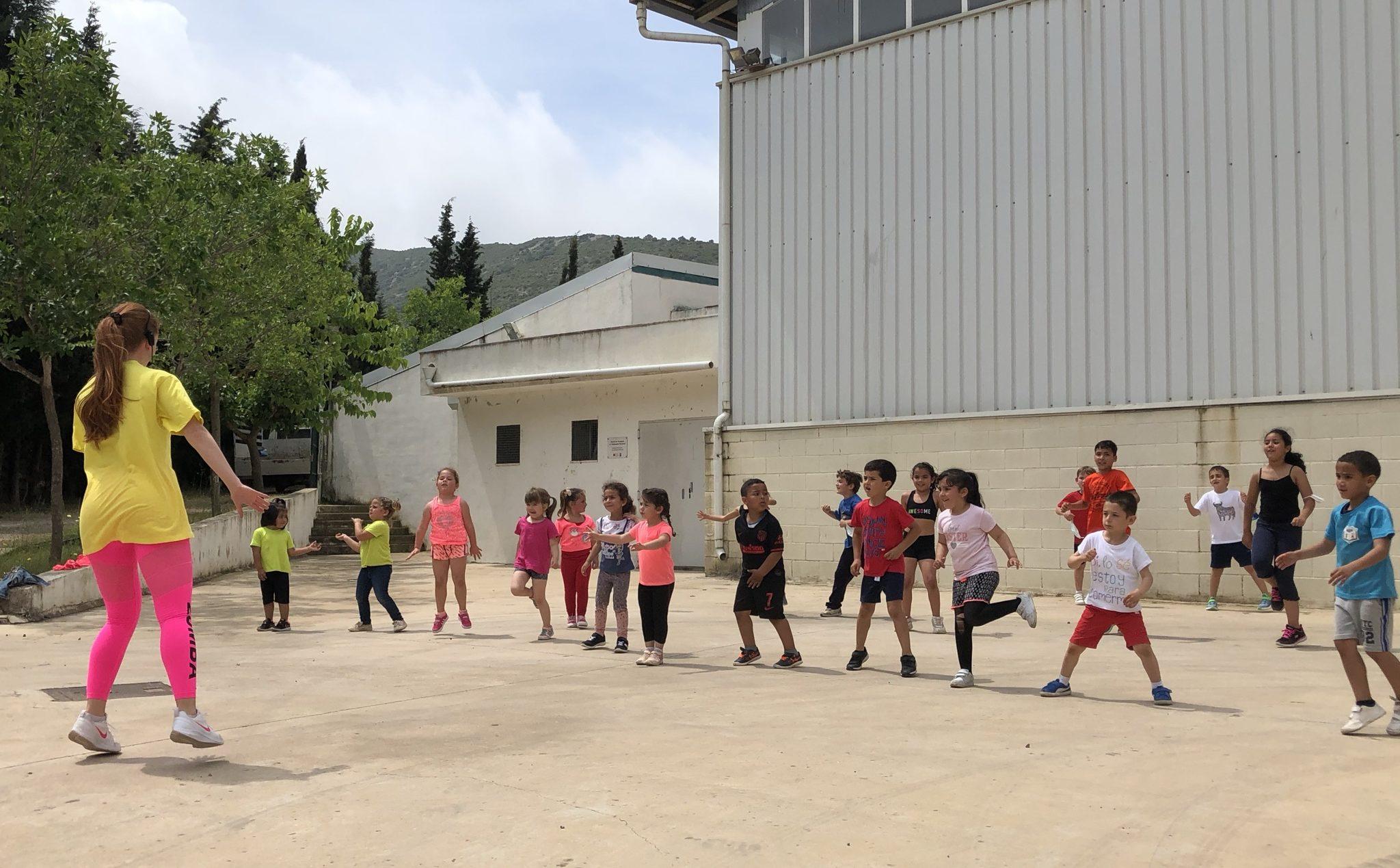 El CEIP AlbertSelmade Santa Magdalena inicia les VI Jornades Culturals i Esportives