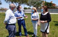 Benicarló compta amb un nou espai verd de 3.000 metres quadrats