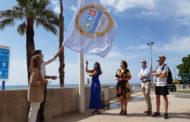 Benicarló hissa les banderes de 'Platges Sense Fum' per a evitar el tabac als arenals