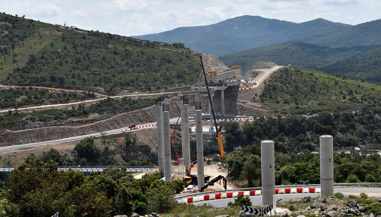 Els dies 14 i 15 de juny hi haurà talls de trànsit puntuals en les obres de l'N-232 a Morella