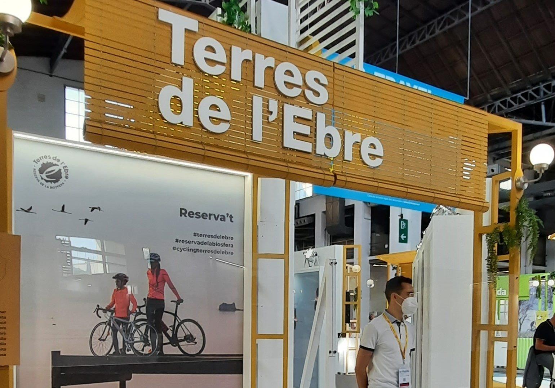 La Costa Daurada i les Terres de l'Ebre reprenen la promoció presencial a la FiraBTravelde Barcelona