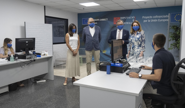 S'inaugura el centre Europe Direct Castelló amb l'impuls d'un 'hub' europeu per la innovació en la província