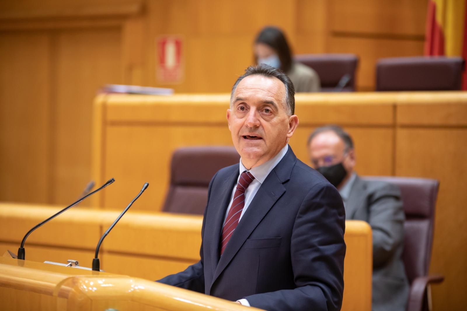 Rallo (PSPV-PSOE) destaca l'aposta de Sánchez 'pel servei ferroviari' amb l'activació de la línia Vinaròs-Madrid
