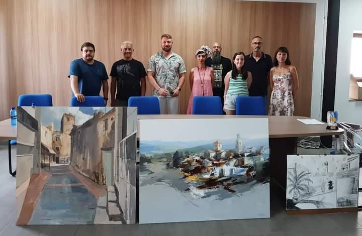 Sant Jordi convoca el Concurs Nacional de Pintura Ràpida per a promocionar el poble