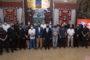 La Diputació ret homenatge a dotze bombers del Consorci Provincial per la seua jubilació