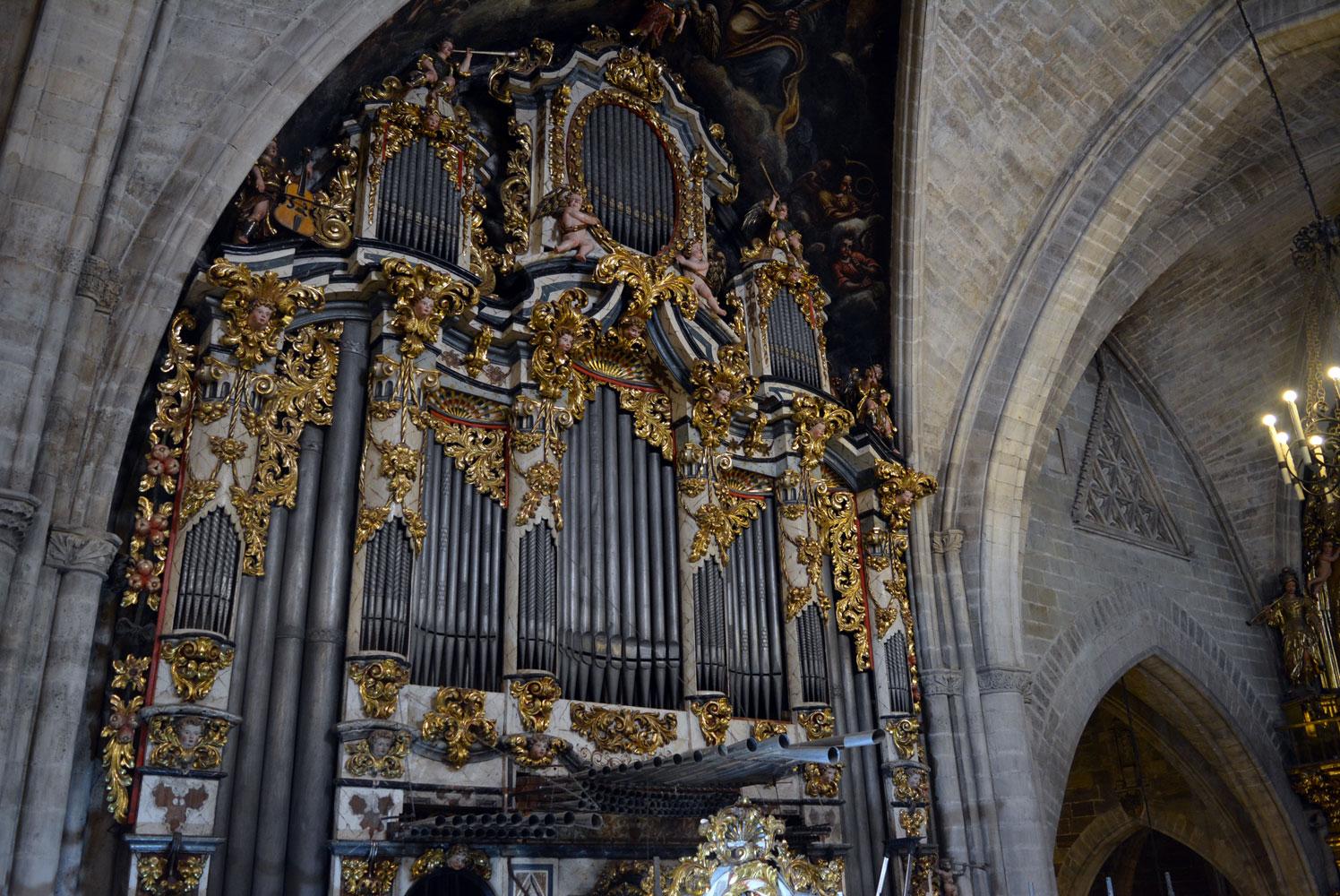 Dertosa Sacra proposa conèixer l'orgue barroc de Morella