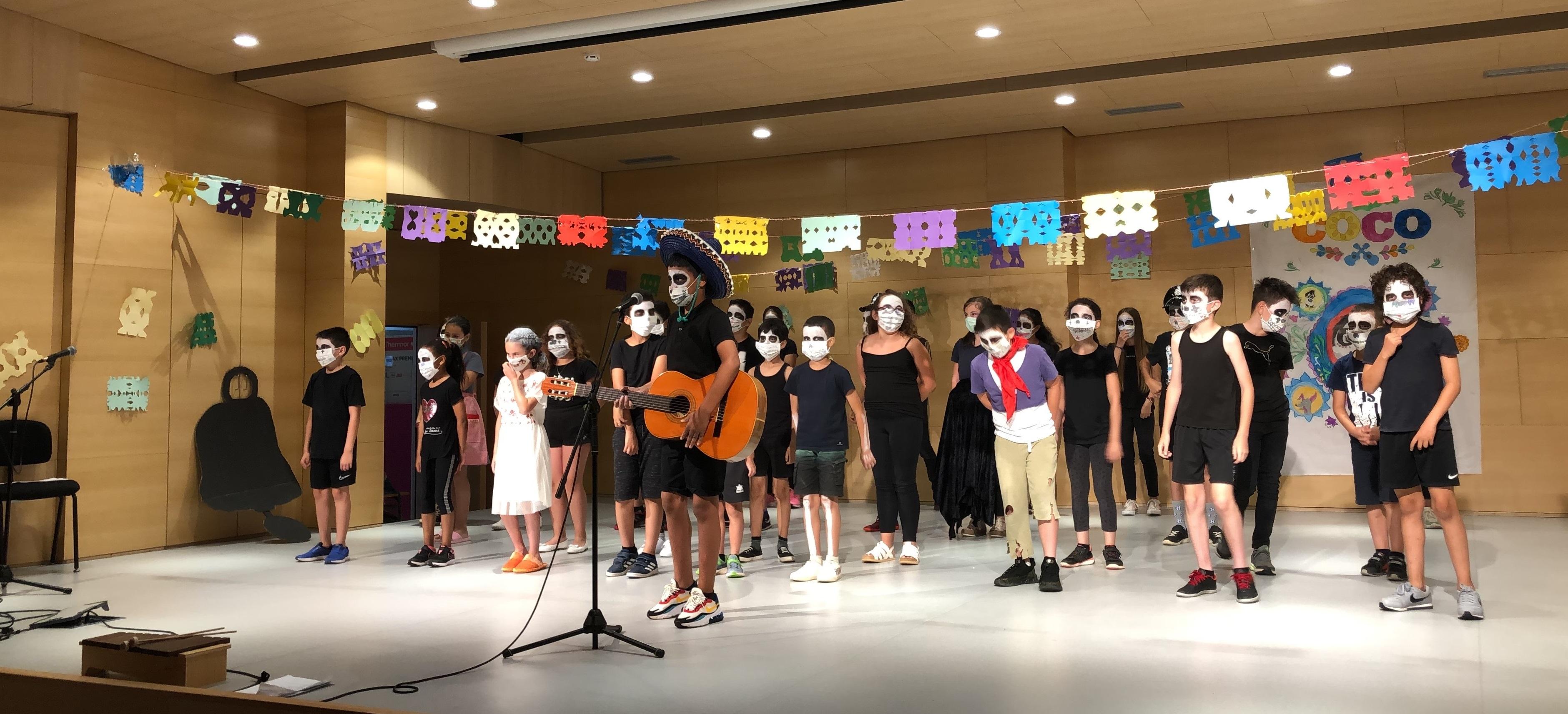El musical 'Coco' protagonitza el Festival de Fi de Curs del CEIP AlbertSelmade Santa Magdalena