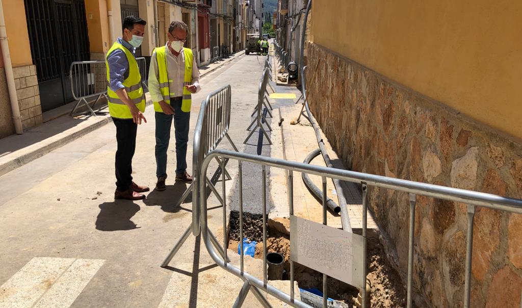 Alcalà-Alcossebre continua la millora de la xarxa d'aigua potable