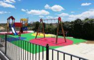 Càlig obri un nou parc infantil a la Rassa