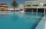 Visita a la nova piscina municipal de Càlig 25-06-2021