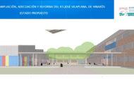 Presentació del projecte de remodelación de l'IES José Vilaplana de Vinaròs 16-06-2021