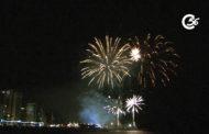 Castell de focs fi de Festes de Vinaròs 29-06-2021