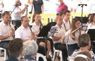 Concert de la Banda Simfònica de la Societat Musical La Alianza de Vinaròs 26-06-2021
