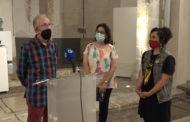 Inauguració de l'exposició «Territoris invertits» al Museu de Benicarló 11-06-2021