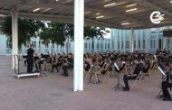 Concert de la Banda Juvenil de l'Associació Musical Ciutat de Benicarló 27-06-2021