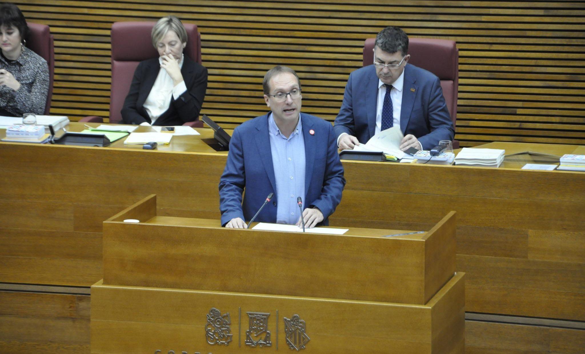 Blanch reitera que els fons europeus arriben als ajuntaments per a tindre municipis