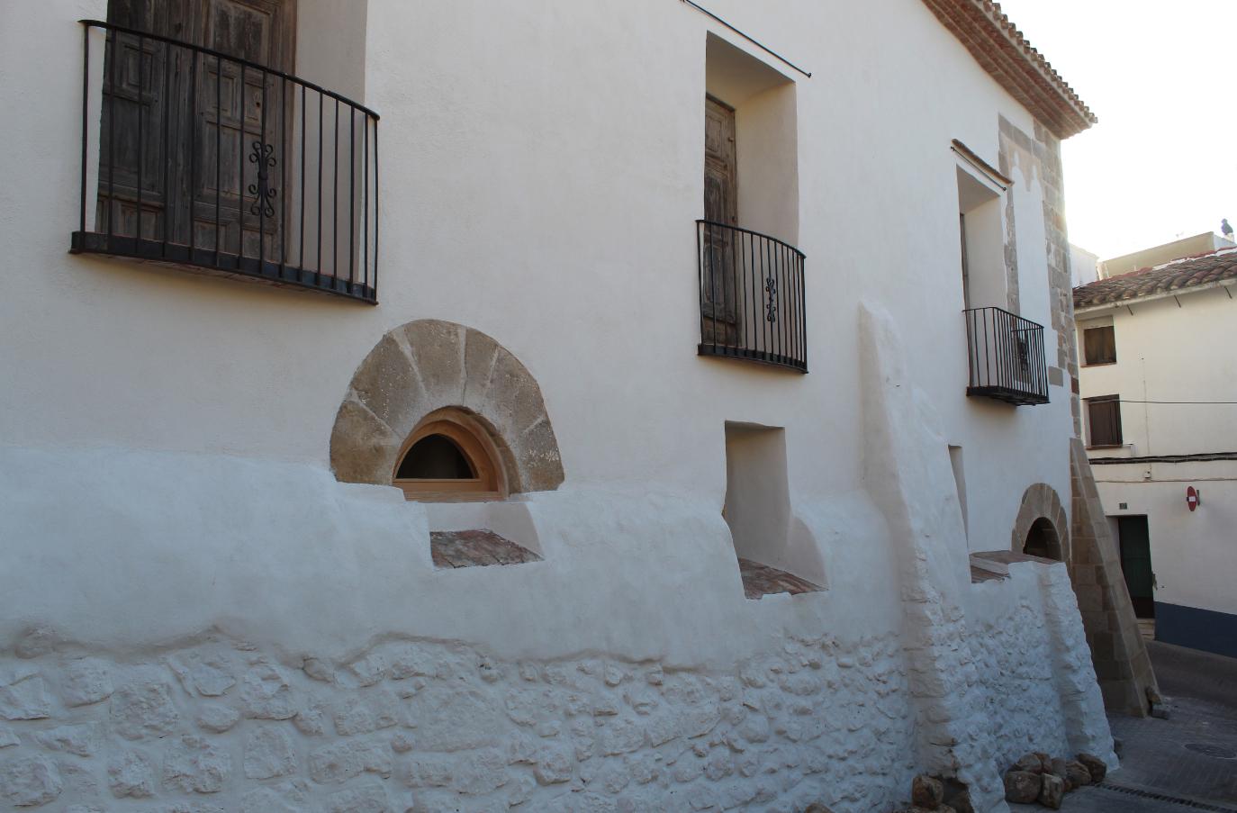 Les Coves de Vinromà rebrà 220.000 euros de la Generalitat per a la rehabilitació de la Casa Senyorial