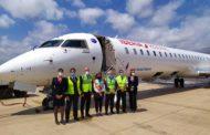 L'aeroport de Castelló posa en marxa la ruta de Sevilla amb dos vols setmanals fins al 3 de septiembre