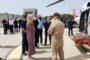Bravo visita la unitat de bombers forestals helitransportats en la base d'emergències de Tírig