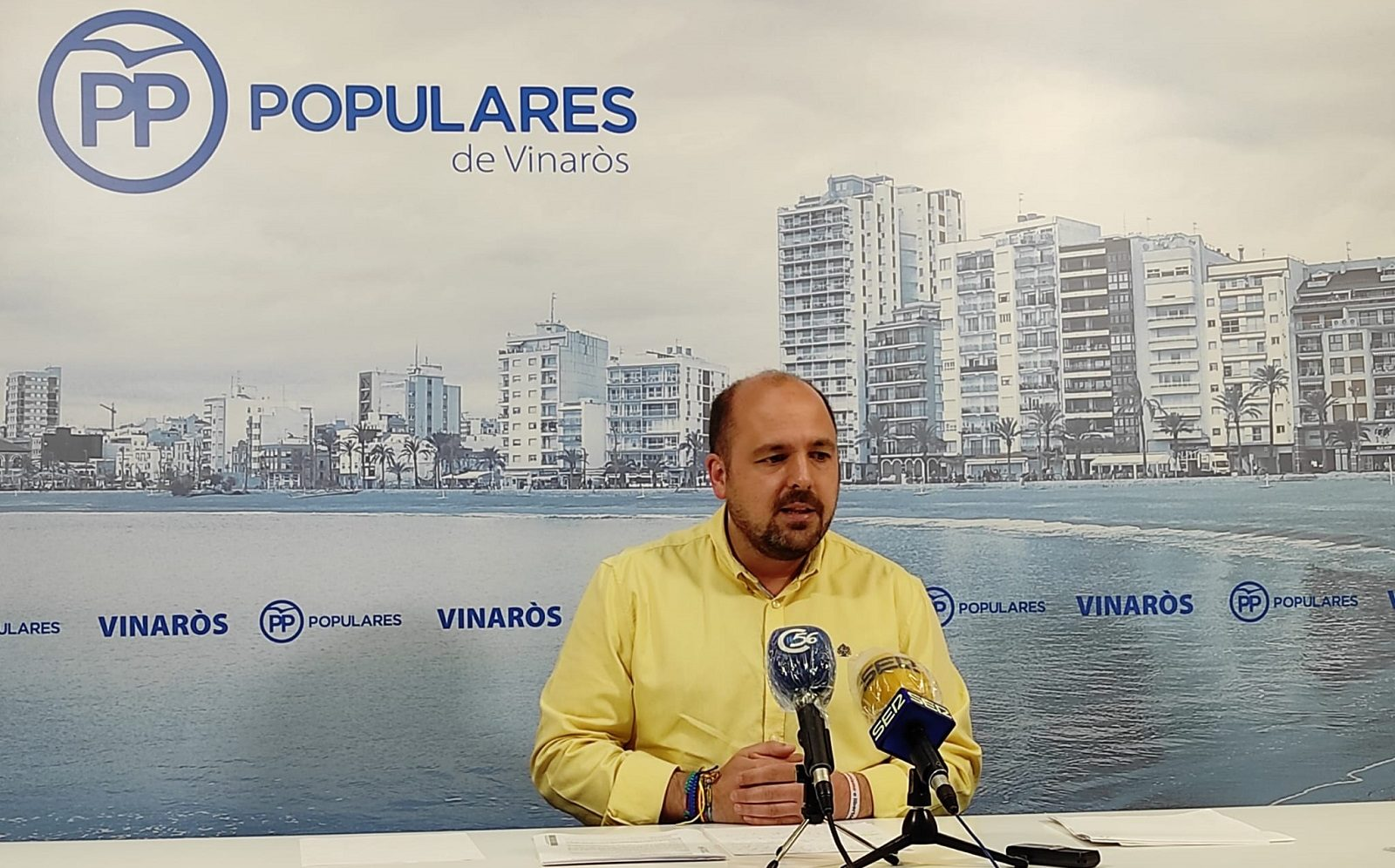 El PP reclama les 12 freqüències diàries de Regionals entre Vinaròs i Castelló per a l'inici de curs