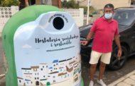 Alcalà-Alcossebre competeix aquest estiu per a aconseguir la Bandera Verda d'Ecovidrio