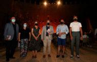 Martí iSanzassisteixen a la inauguració del Festival de Música Antiga i Barroca de Peníscola
