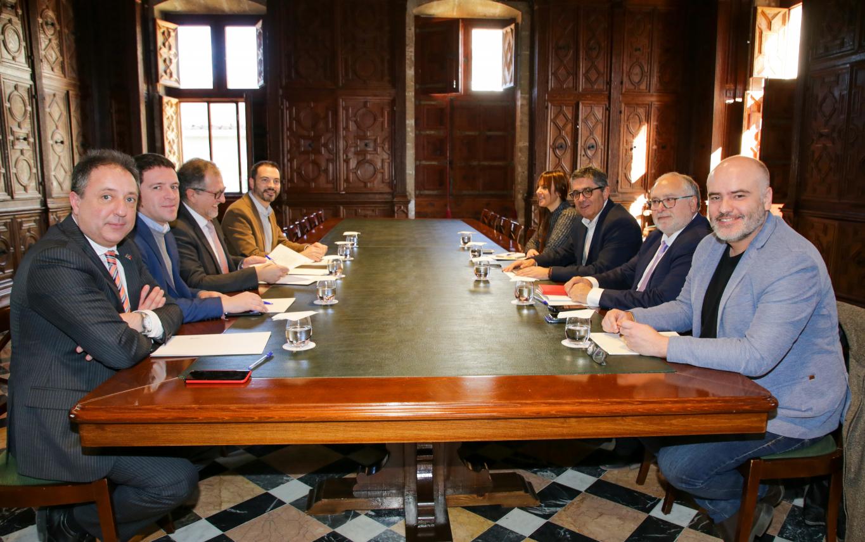 Fons europeus, Pla Resistir, centraran la comissió bilateral del 4 d'agost entre Diputació i Generalitat a Castelló