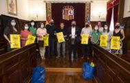 Personal i representants polítics de la Diputació aprenen a separar adequadament els residus