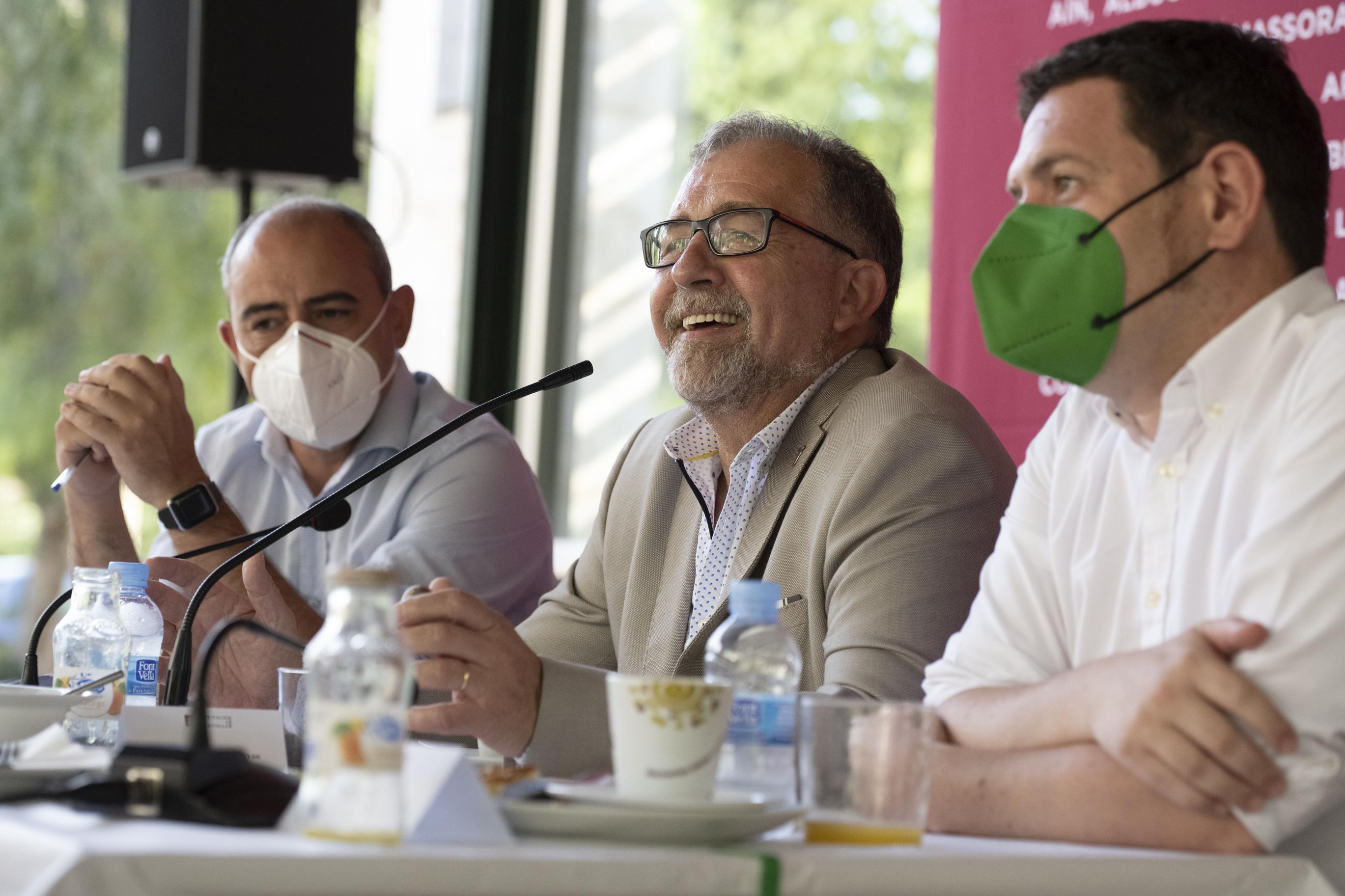 El govern de Martí porta al Ple una moció en defensa de la citricultura enfront del cotonet