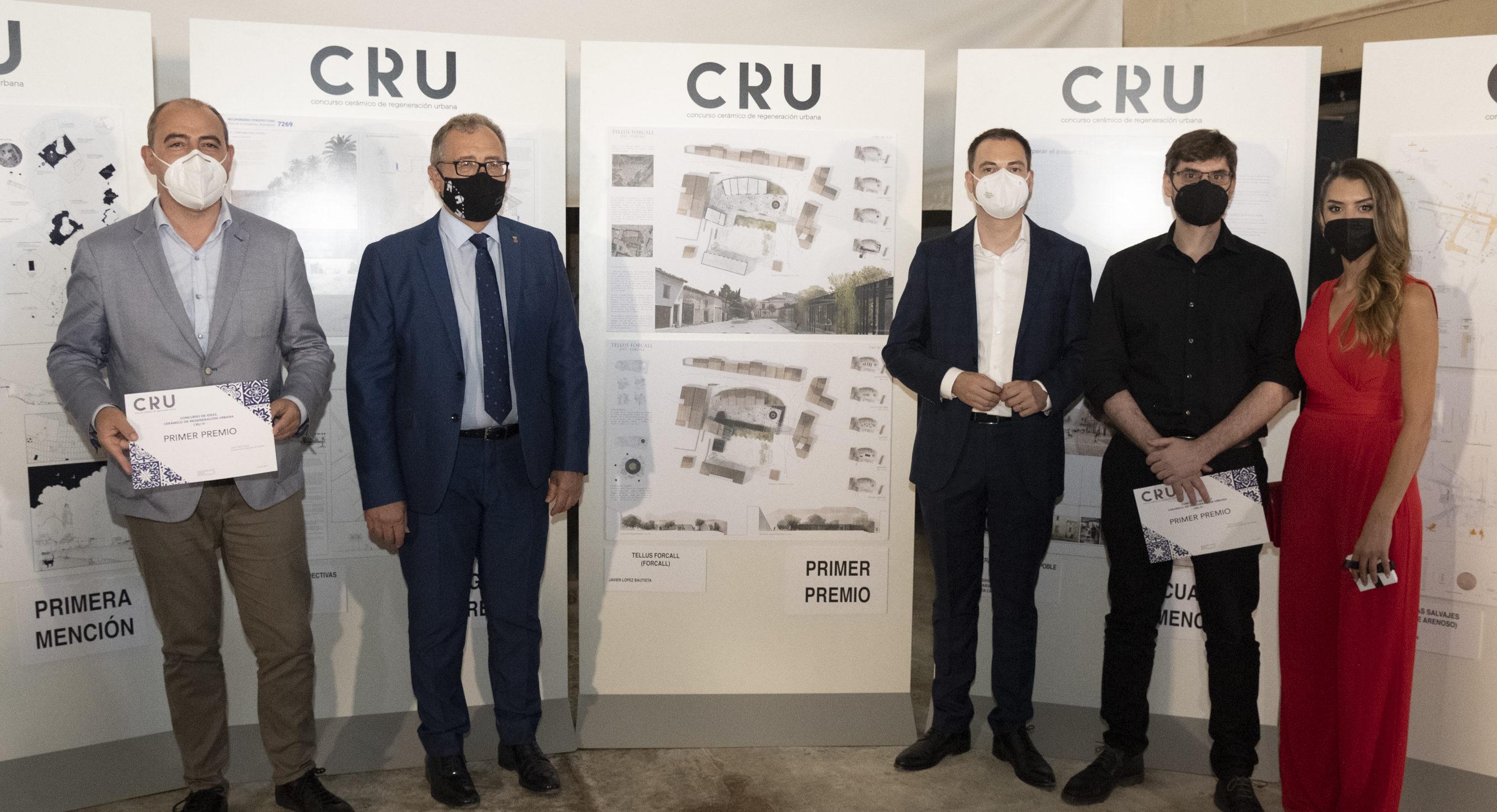 Forcall i Benicàssim guanyen el CRU i rebran 400 mil euros per a la renovació d'espais urbans amb ceràmica