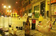 La Policia Local de Vinaròs posa 9 sancions per consum d'alcohol en la via pública
