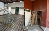 Vinaròs adequa el Poliesportiu Municipal amb l'ampliació de l'espai de magatzem